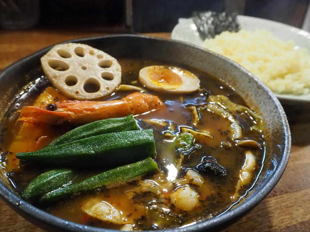 吉田商店のスープカリー