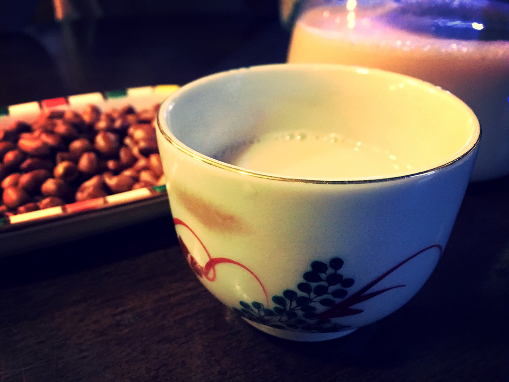 モンゴルミルク茶