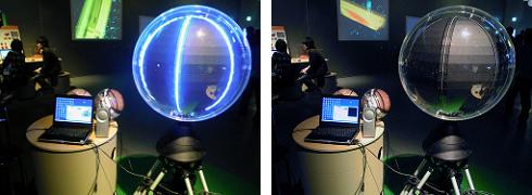 Panorama Ball Visionの仕組み