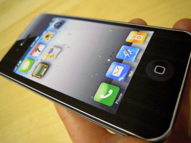 iPhone4完成