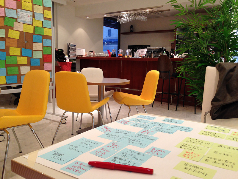 勉強カフェ 青山ラーニングスタジオ