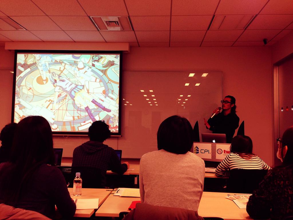 松田さんの講演