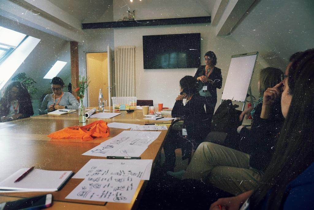 Radical creative (thinking) and doing by Silvia Baroni