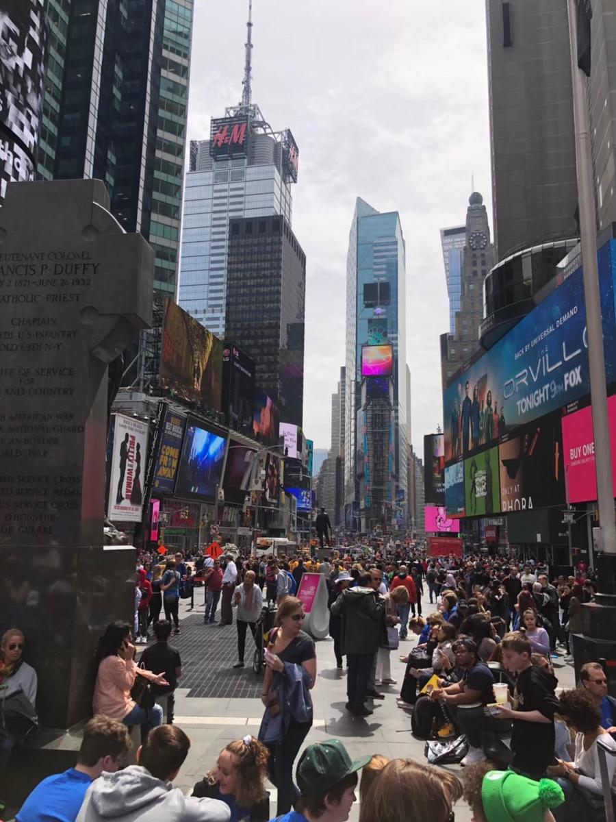 ニューヨーク,ブロードウェイ