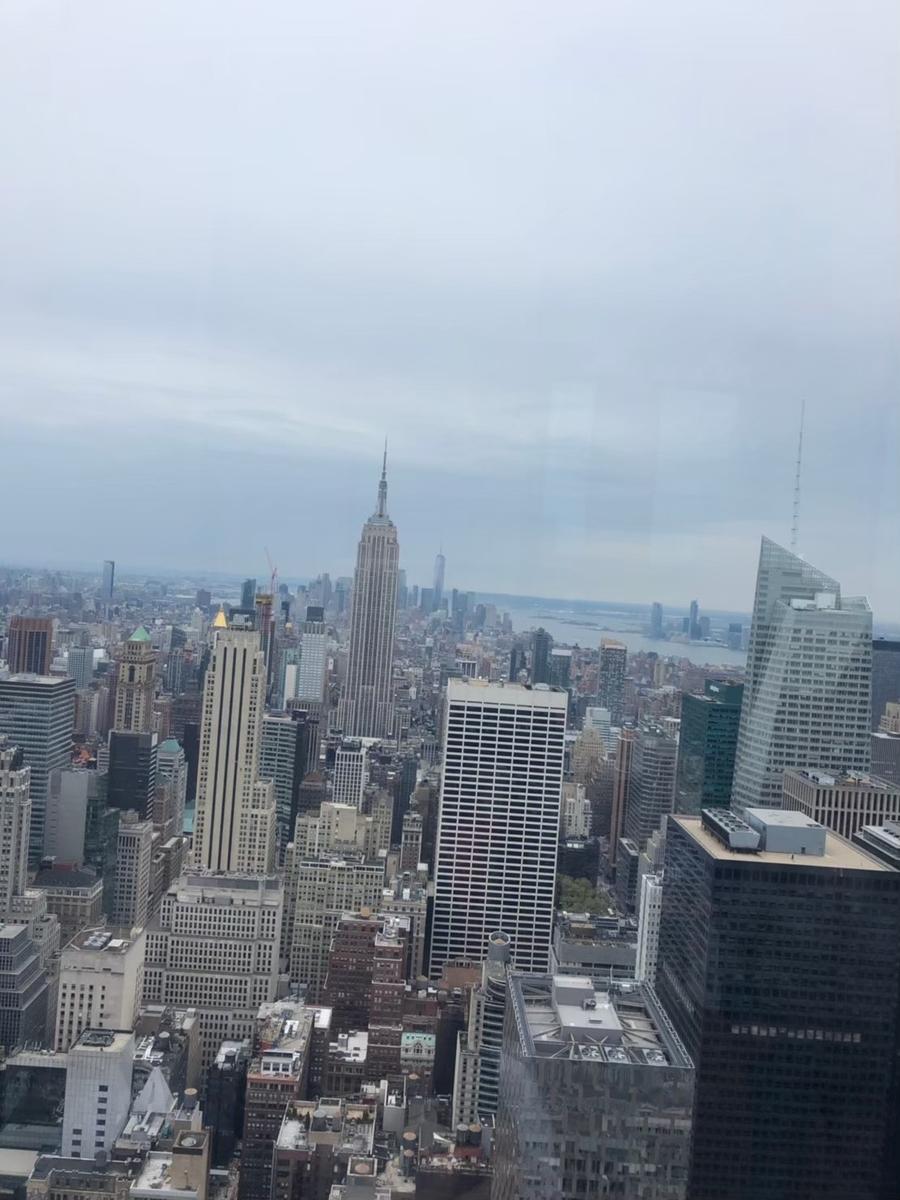 ニューヨーク,トップオブザロック