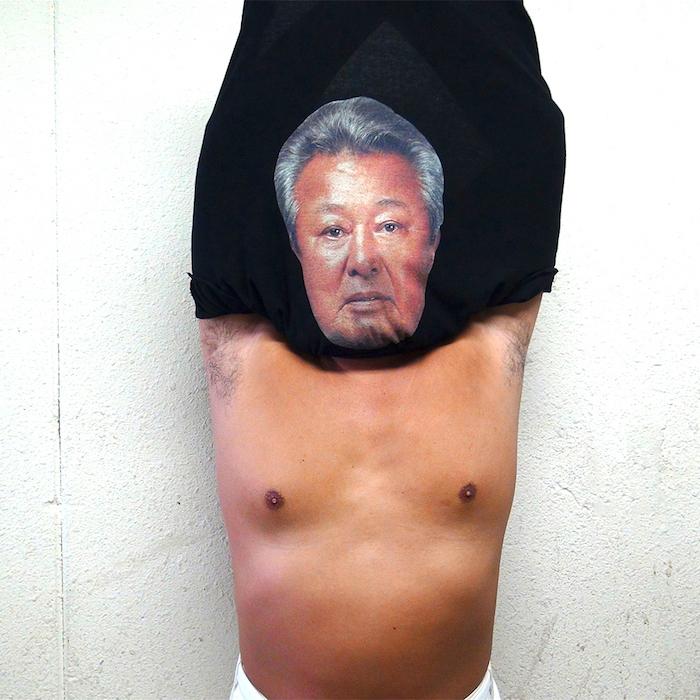 Tシャツ,ロバート秋山