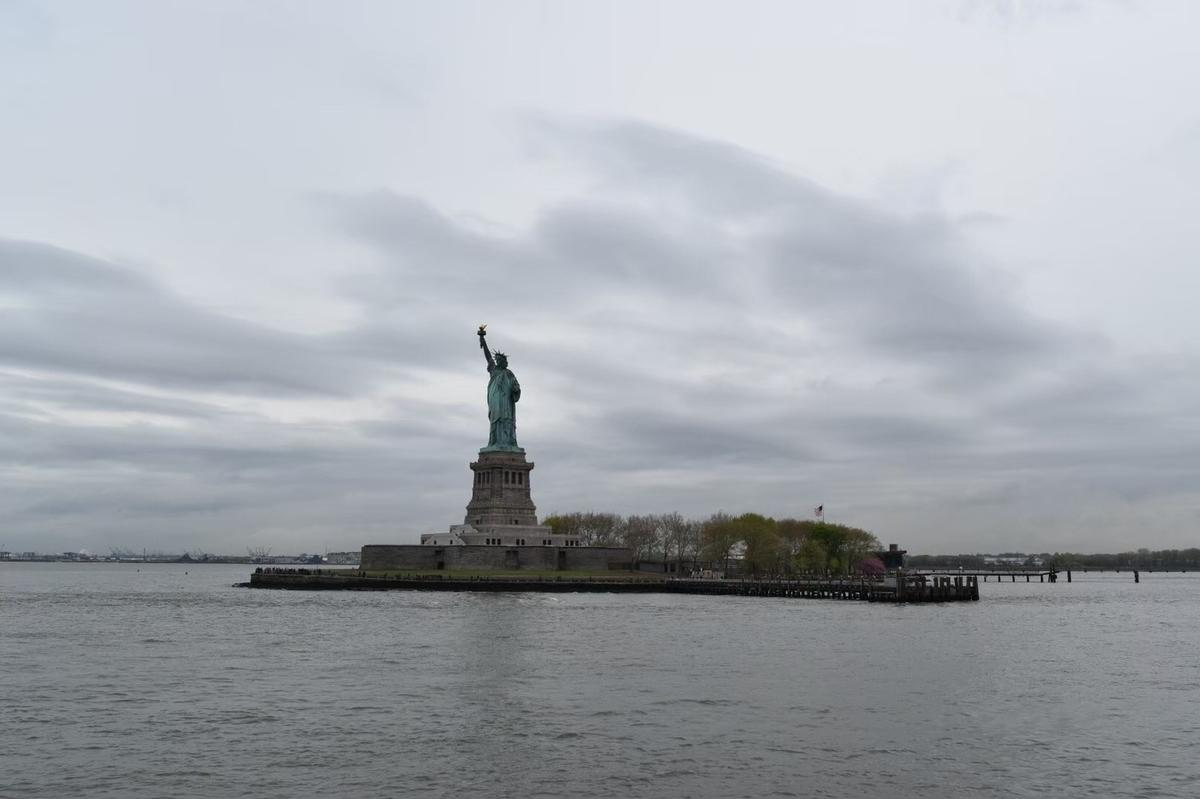 ニューヨーク,フェリー,自由の女神