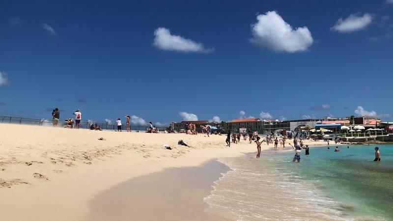 マホビーチの写真②