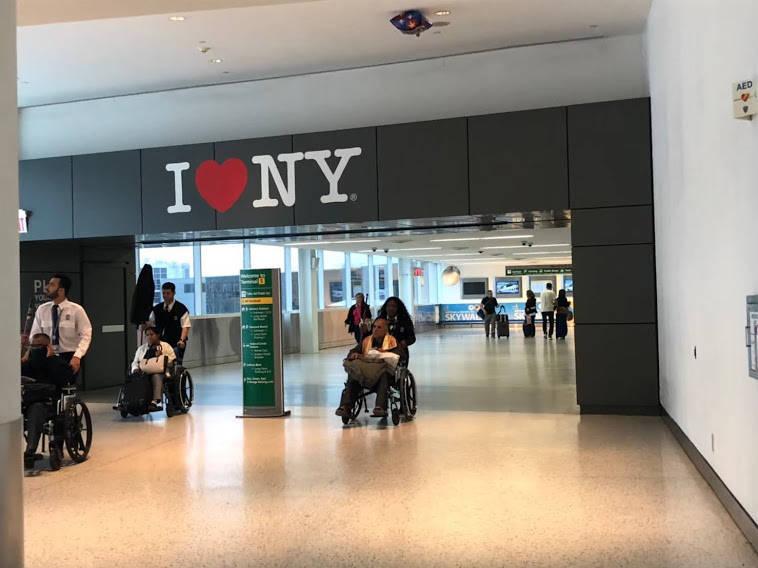 アイラブニューヨークのロゴ