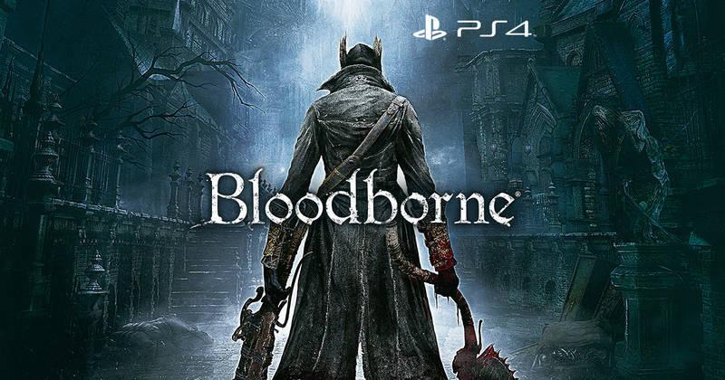 ブラッドボーンのゲーム画像