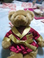 2005.12 クリスマス 社長クマ