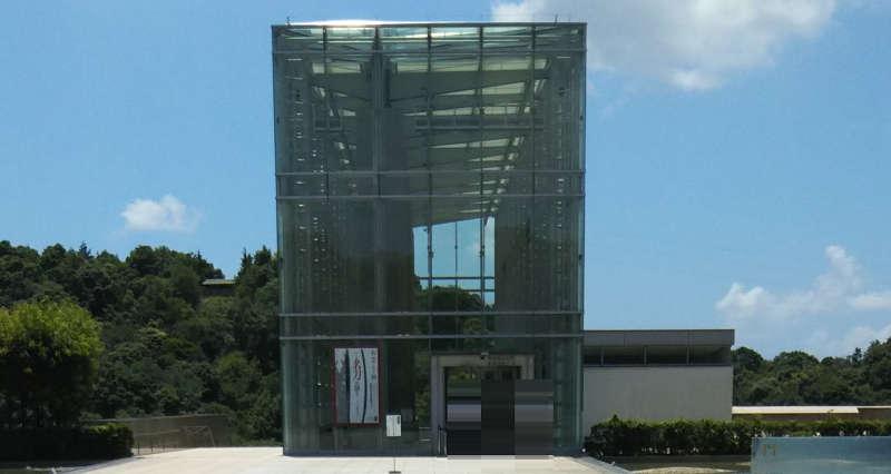 アラサー女が愛知の岡崎市美術博物館で本多忠勝の槍『蜻蛉切』を見てきた
