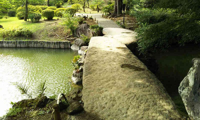 盤石な『渡月橋』