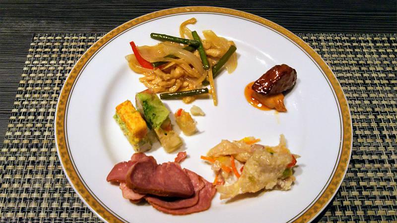 中華風の食べ物