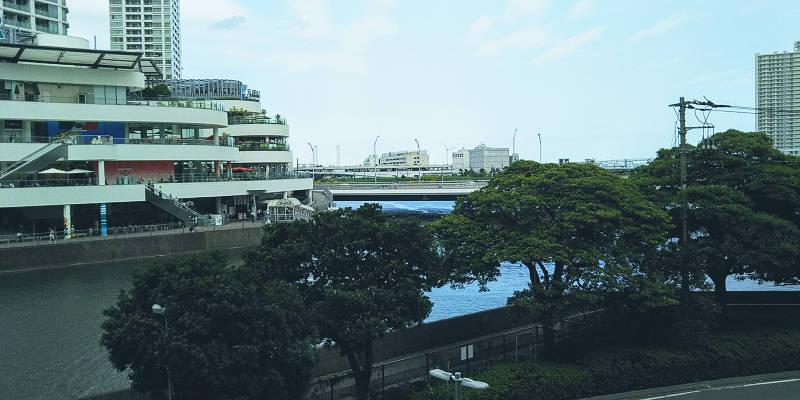船っぽさがある横浜駅