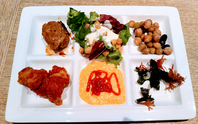 洋食~野菜とお肉~