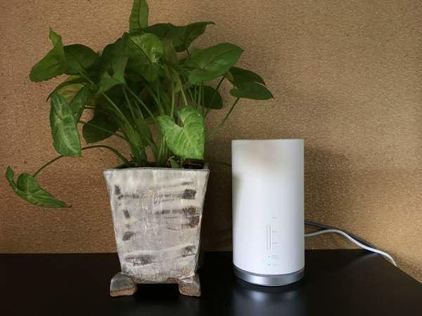 モバイルルーター おすすめ WiMAX L01