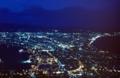 函館の夜景 with minolta SR-T101
