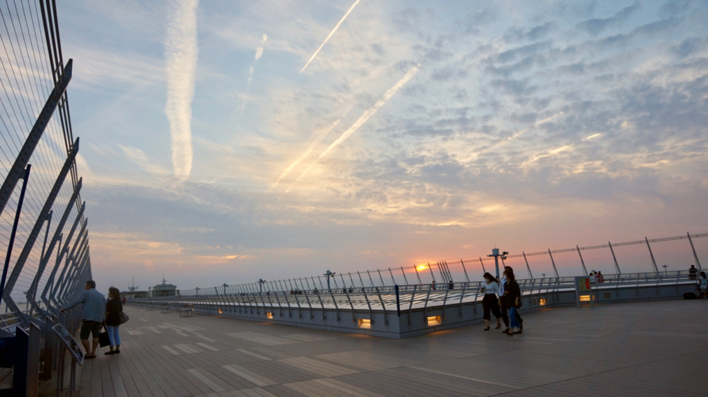 セントレア空港展望台