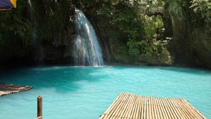 kawasanfall_firstfall_water