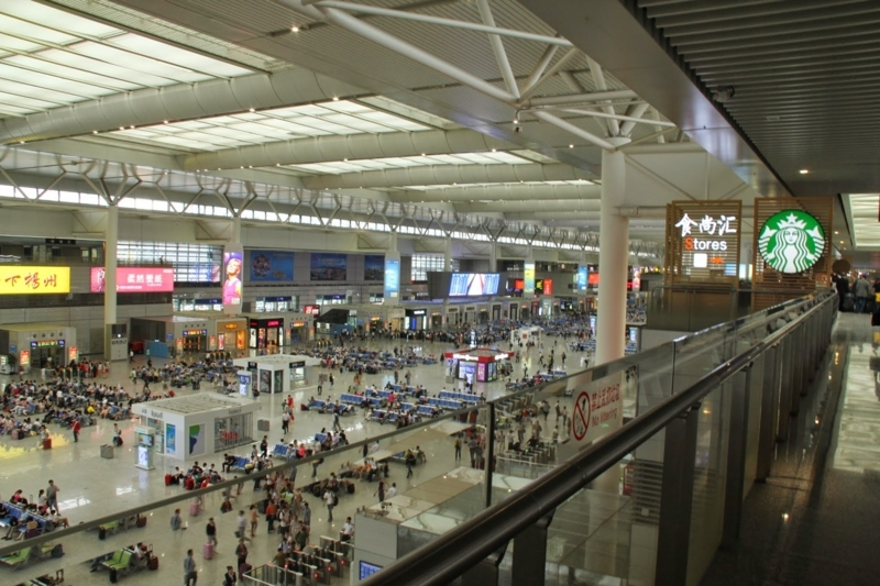 honqiao_station_waitingarea