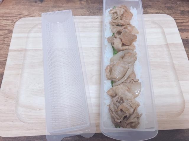 寿司型太巻き