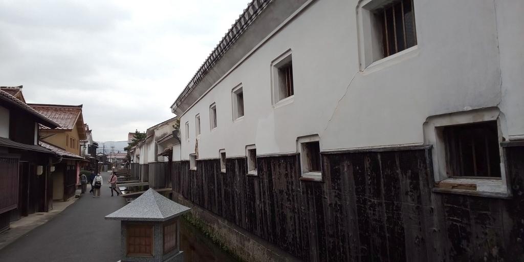 倉吉白壁土蔵群