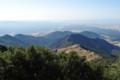 Mt. Diablo山頂からの眺め