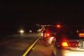 ネバダ州境の渋滞