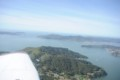Golden Gate Bridge and Angel Island