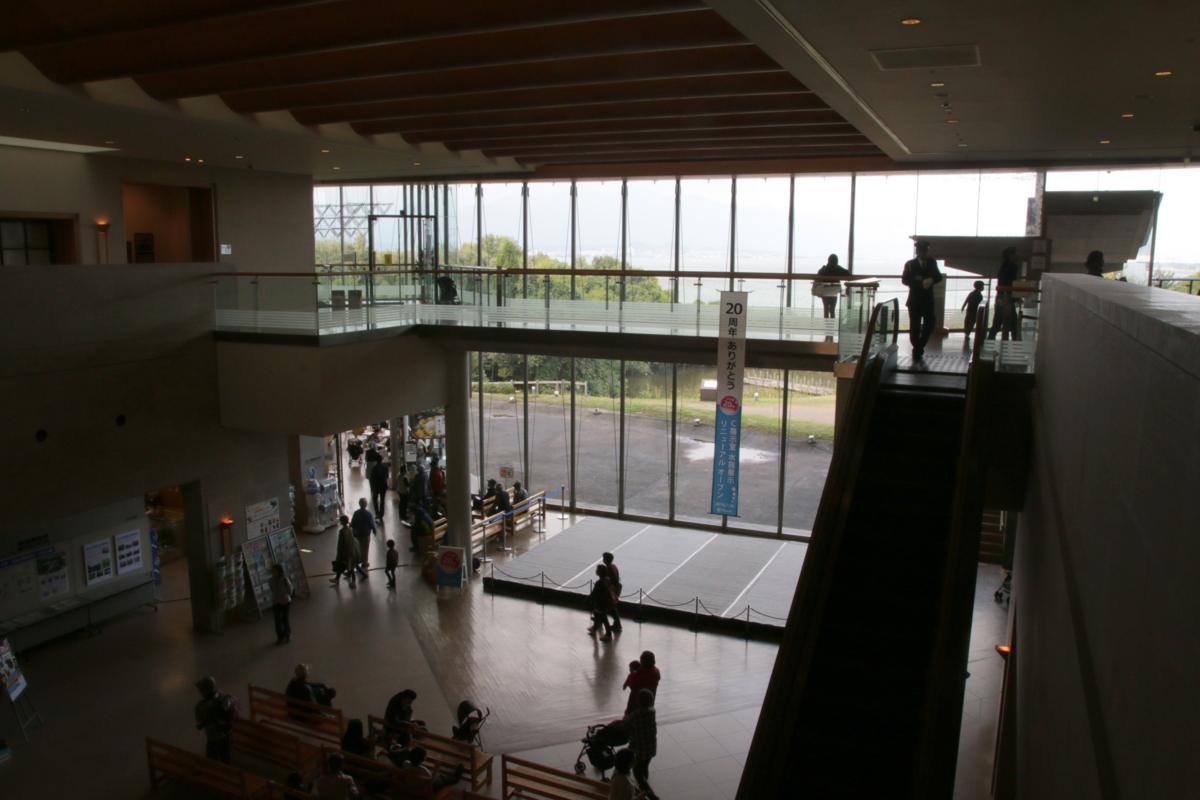 [博物館][水族館][滋賀県立琵琶湖博物館]