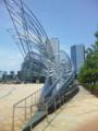 夏の思い出大阪国立国際美術館オブジェ