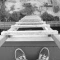 [RICOH GX200]梯子