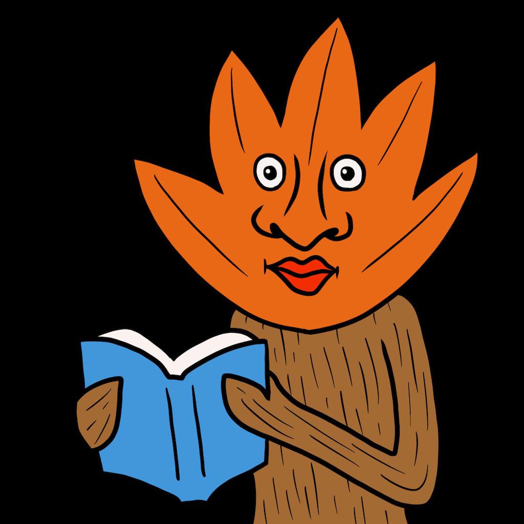 読書の秋 かわいい無料イラスト素材集ホビヲノエ