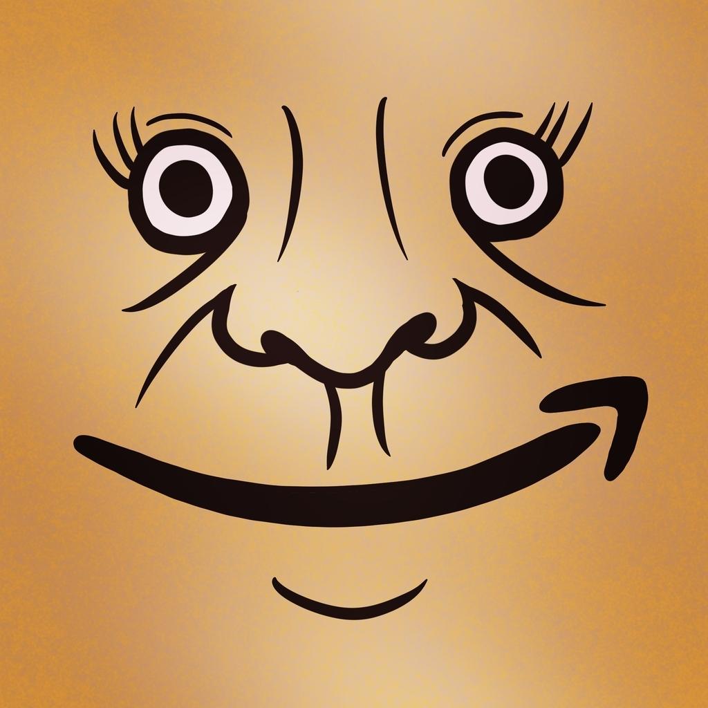 笑顔のAmazon