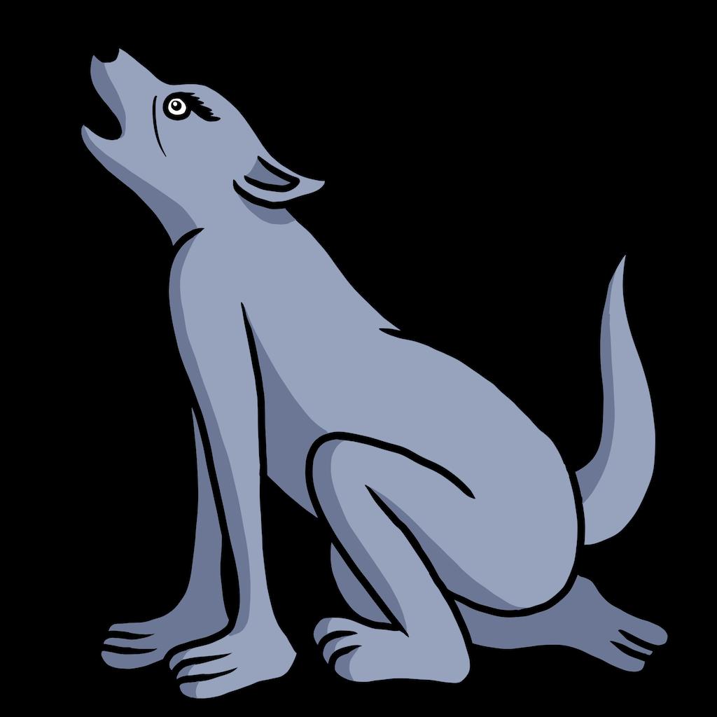 かわいい狼男 のイラスト ホビヲノエ