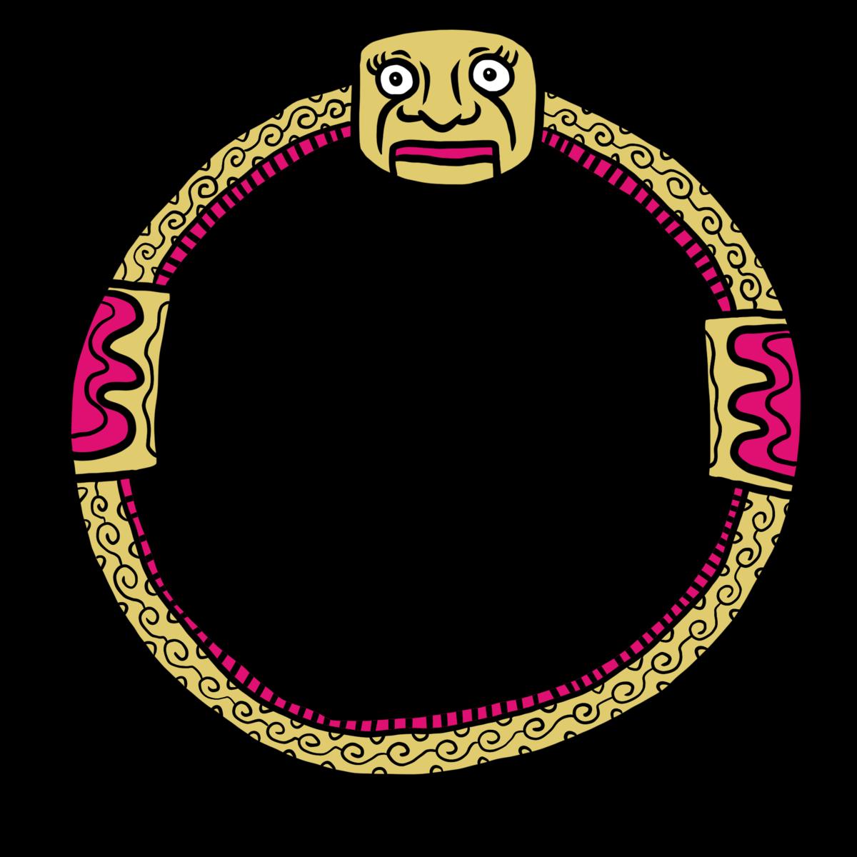 謎のリング