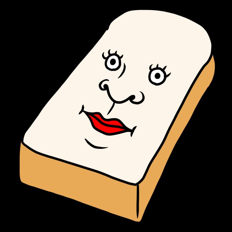 二枚目の食パン