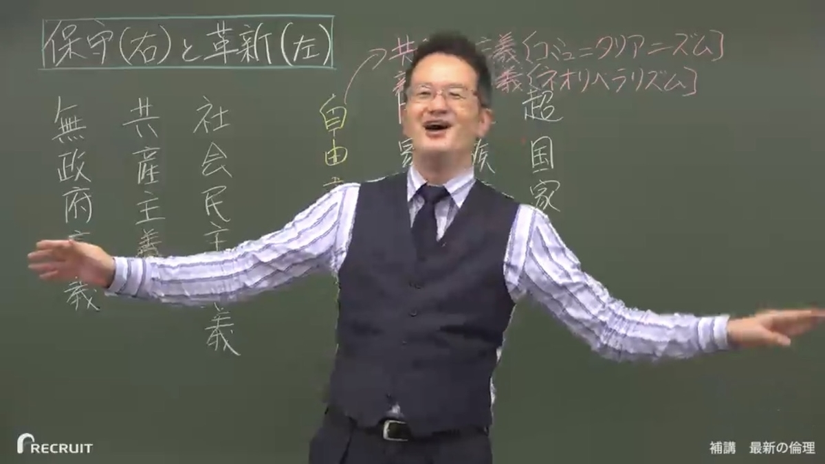 伊藤賀一先生の授業