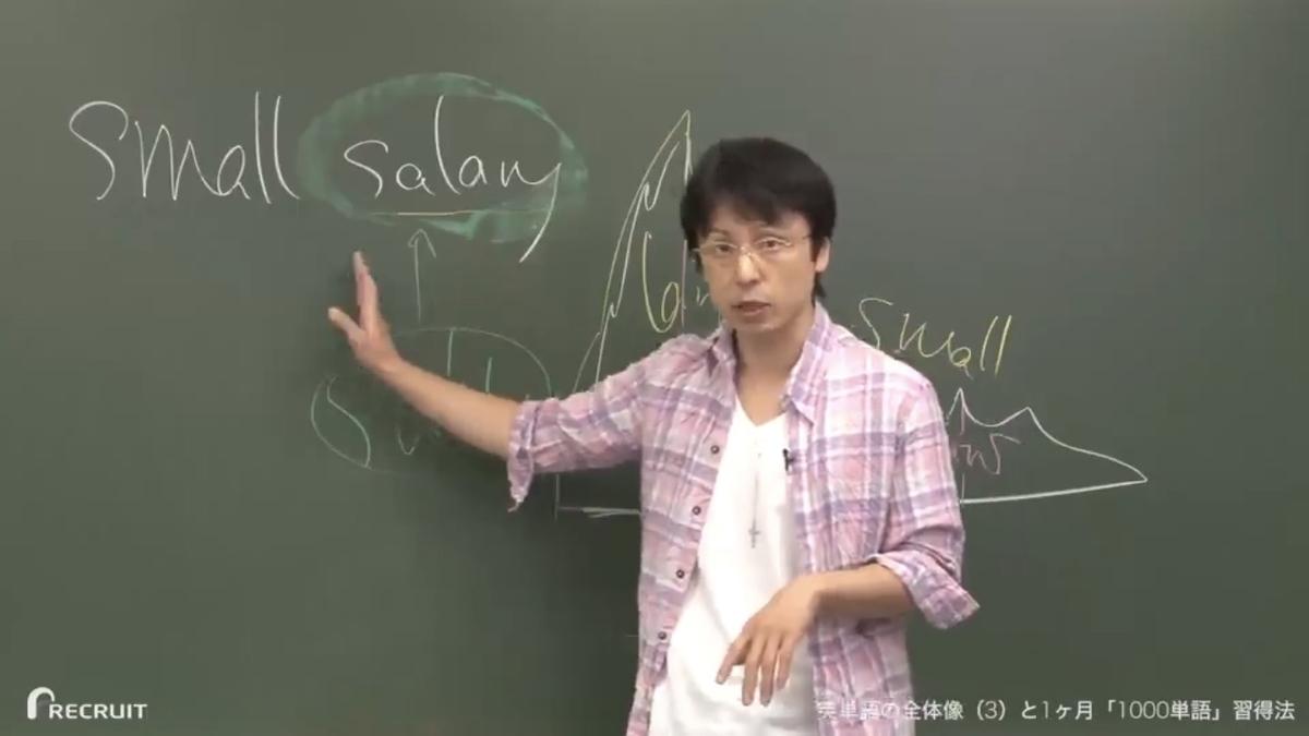 関正生先生の授業