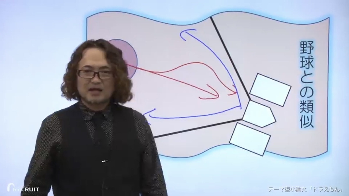 小柴大輔先生の授業