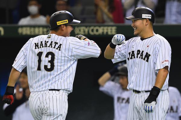 4番打者の候補は中田翔と筒香に絞らる