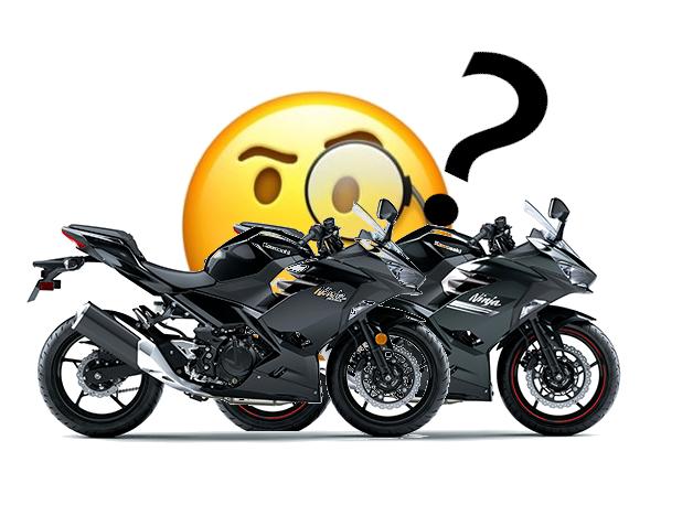 似てるバイク