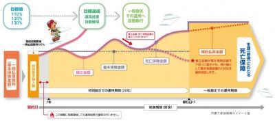 三井住友海上プライマリー『かがやき、つづく2』販売開始