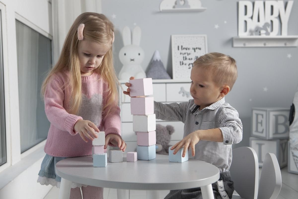 北欧風の子ども部屋