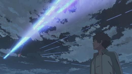 君の名は ティアマト彗星