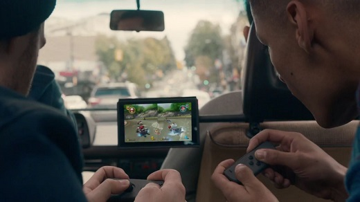 Nintendo Switch コントローラー
