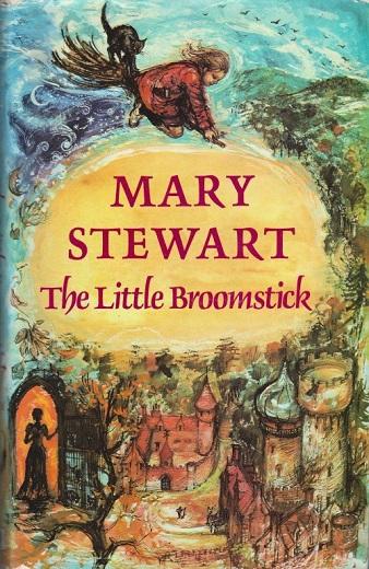メアリと魔女の花 原作 The Little Broomstick