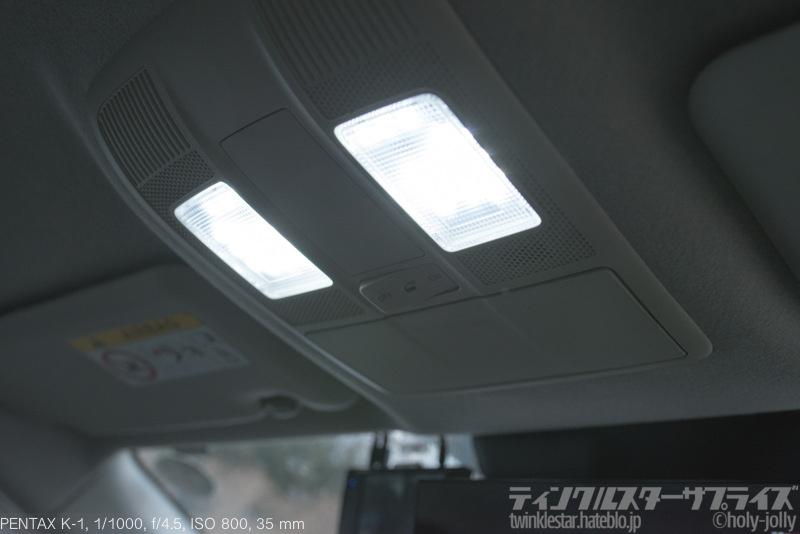 LEDマップランプ