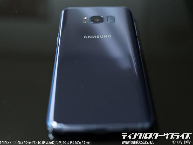 Galaxy S8 SM-G950F 背面2